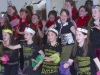 Young singers take part in the Aspiro end of Summer Camp performance in the Eire Og GAA clubhouse. Pic: Michael O\'Rourke